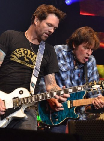 with John Fogerty