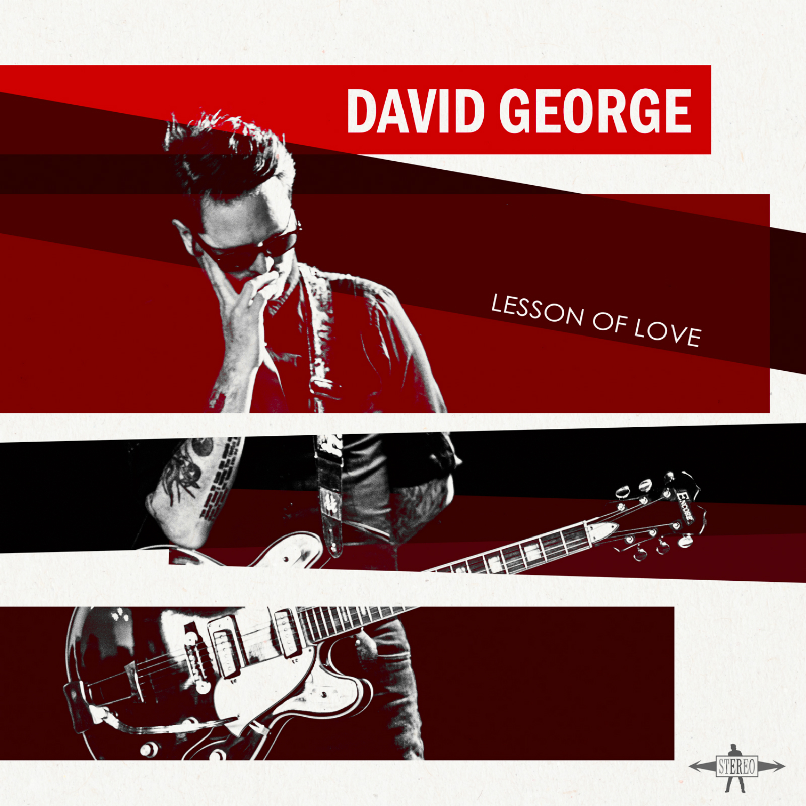 David George Lesson Of Love EP